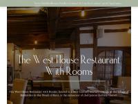 thewesthouserestaurant.co.uk