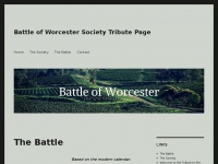 Battleofworcestersociety.org.uk