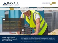 baxallconstruction.co.uk