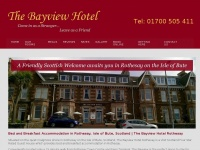 bayviewhotel-bute.co.uk