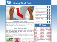 bbdrivingschoolleeds.co.uk