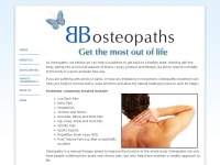 Bbosteopaths.co.uk