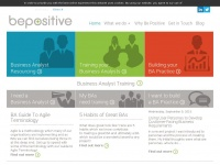 be-positive.co.uk