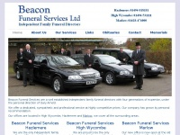 Beaconfuneralservices.co.uk