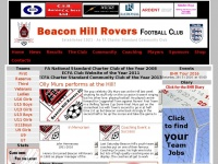 beaconhillfc.co.uk