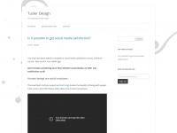 tusler-design.co.uk