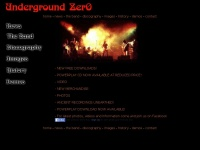 undergroundzero.co.uk