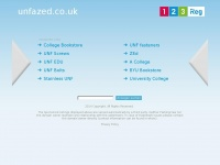 Unfazed.co.uk