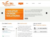 Ticklemecreative.co.uk