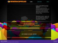 beansacapellas.co.uk