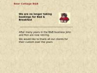 Bearcottagebb.co.uk