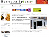 Beartownspices.co.uk