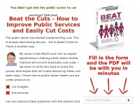 Beatthecuts.co.uk