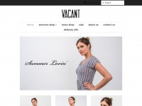 vacantclothing.co.uk