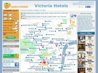 victoriahotels.co.uk