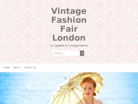 vintagefashionfairlondon.co.uk