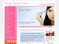 Beautytrainingharrow.co.uk
