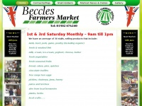 Becclesfarmersmarket.co.uk