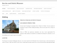 Becclesmuseum.org.uk