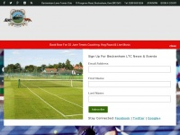 Beckenhamtennisclub.co.uk