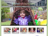 Beckethalldaynursery.co.uk