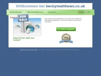 Beckymatthews.co.uk