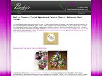 Beckysflowers.co.uk