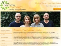 Become-psychology-london.co.uk
