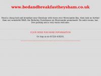 bedandbreakfastheysham.co.uk