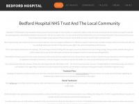 bedfordhospital.org.uk
