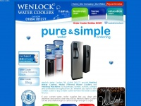 wenlockwatercoolers.co.uk