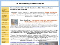 bedwettingalarm.co.uk