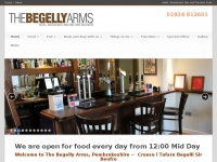 begellyarms.co.uk
