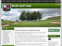 beithgolfclub.co.uk