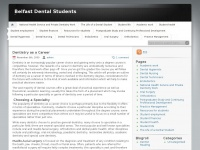 Belfastdentalstudents.co.uk