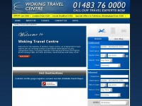 wokingtravelcentre.co.uk