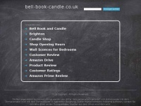 Bell-book-candle.co.uk