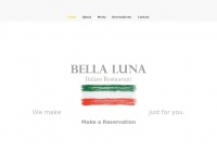 bellalunarestaurant.co.uk