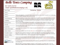 Belletentscamping.co.uk