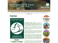 Bellingdonend.co.uk