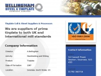 Bellingham-steel.co.uk