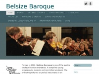 Belsizebaroque.org.uk