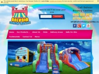 belvoirbouncycastles.co.uk