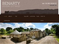 benartyholidaycottages.co.uk