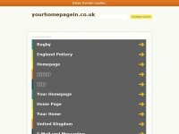 yourhomepagein.co.uk