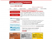 yourlimitedcompany.co.uk