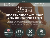 benhaywardcycles.co.uk