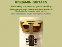 benjaminguitars.co.uk