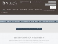 bentleysfineartauctioneers.co.uk