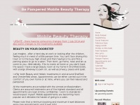 bepamperedbeautytherapy.co.uk